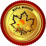 Maple Mustard Logo - Entry #90