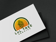 LnL Tree Service Logo - Entry #114