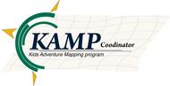 KAMPcoordinator : Kids' Adventure Mapping Program   Logo - Entry #5