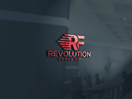 Revolution Fence Co. Logo - Entry #299