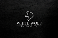 White Wolf Consulting (optional LLC) Logo - Entry #264