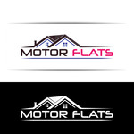 The Flats at Maple & Motor Logo - Entry #63