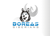 Siberian Husky Logo - Entry #31
