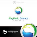 Rhythmic Balance Naturals Logo - Entry #101