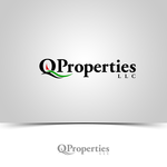 A log for Q Properties LLC. Logo - Entry #68
