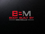 Body Built by Michelle Logo - Entry #47