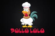 Pollo Lolo Logo - Entry #33