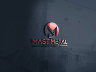 Mast Metal Roofing Logo - Entry #125