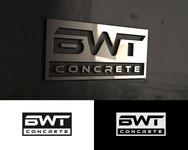 BWT Concrete Logo - Entry #18