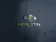 MealStax Logo - Entry #9