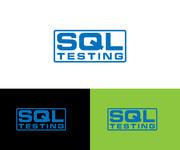 SQL Testing Logo - Entry #364