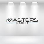 Masters Marine Logo - Entry #81