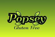 gluten free popsey  Logo - Entry #86