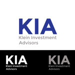 Klein Investment Advisors Logo - Entry #208