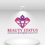 Beauty Status Studio Logo - Entry #126