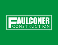 Faulconer or Faulconer Construction Logo - Entry #309