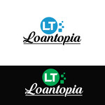 Loantopia Logo - Entry #152