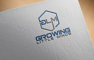 Growing Little Minds Early Learning Center or Growing Little Minds Logo - Entry #67