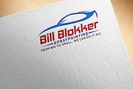 Bill Blokker Spraypainting Logo - Entry #76