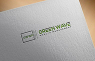 Green Wave Wealth Management Logo - Entry #13
