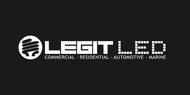 Legit LED or Legit Lighting Logo - Entry #256