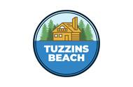 Tuzzins Beach Logo - Entry #213
