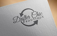 Drifter Chic Boutique Logo - Entry #242