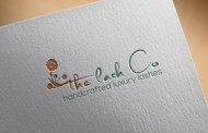 the lash co. Logo - Entry #92