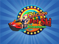 Chicago Jet Ski Adventures Logo - Entry #20