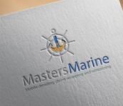 Masters Marine Logo - Entry #462