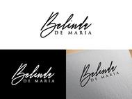Belinda De Maria Logo - Entry #173