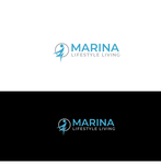 Marina lifestyle living Logo - Entry #34
