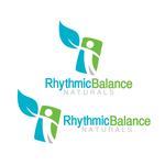 Rhythmic Balance Naturals Logo - Entry #136