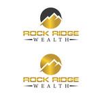 Rock Ridge Wealth Logo - Entry #12