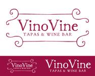 VinoVine Logo - Entry #20