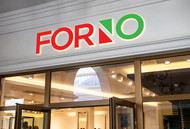 FORNO Logo - Entry #5