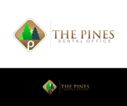 The Pines Dental Office Logo - Entry #117