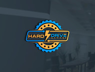 Hard drive garage Logo - Entry #247