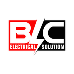 BLC Electrical Solutions Logo - Entry #424