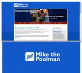 Mike the Poolman  Logo - Entry #68