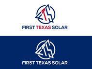 First Texas Solar Logo - Entry #110