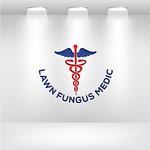 Lawn Fungus Medic Logo - Entry #27