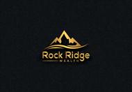 Rock Ridge Wealth Logo - Entry #62