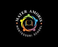 Mater Amoris Montessori School Logo - Entry #415