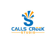 Calls Creek Studio Logo - Entry #141