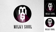 Milky Soul Logo - Entry #14
