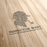 Inspector West Logo - Entry #113