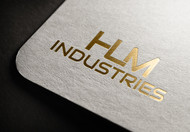 HLM Industries Logo - Entry #186