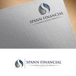 Spann Financial Group Logo - Entry #545