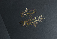 C.P. Perry & Company, Inc. Logo - Entry #37